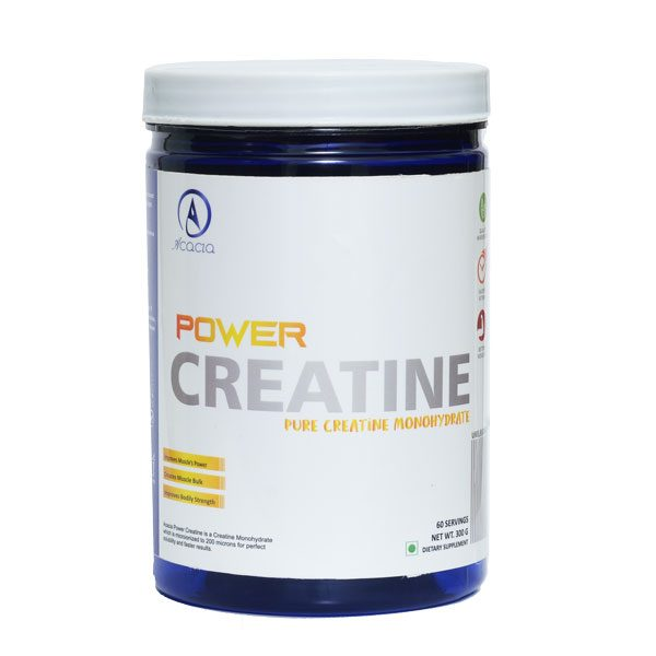 Acacia Power Creatine 300 grams