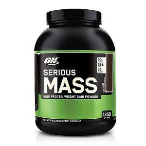 ON Serious Mass 6 LB