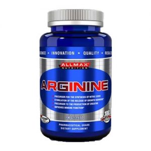Allmax Arginine HCL 100 G on Acacia World