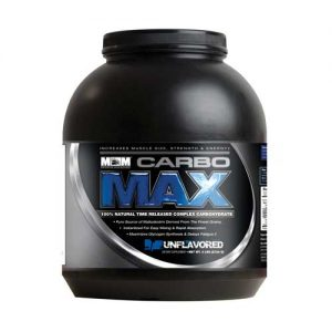 Muscle Max Carbo Fuel on Acacia World