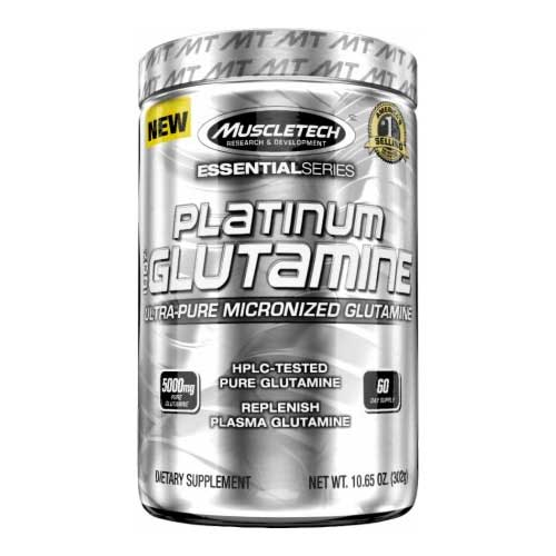MuscleTech Platinum 100% Glutamine 302 G on Acacia World