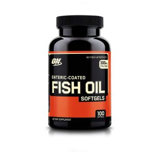 ON (Optimum Nutrition) Fish Oil-0