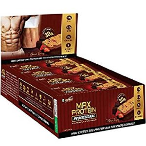 RiteBite Max Protein Professional MRP Bar - Choco Berry (Pack of 12)
