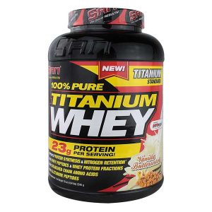 SAN Titanium Whey on Acacia World