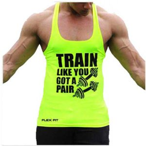 Stringer - Train Like You Got A Pair on Acacia World