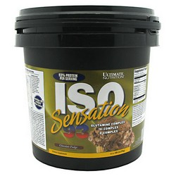 Ultimate Nutrition ISO Sensation® 93 on Acacia World