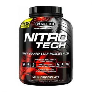 MuscleTech Nitro-Tech on Acacia World