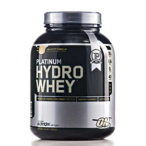 ON (Optimum Nutrition) Platinum HydroWhey on Acacia World