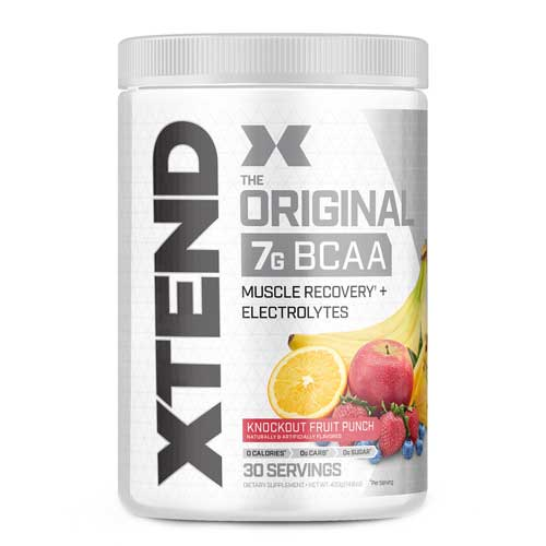 Xtend-BCAA New Packaging on Acacia World