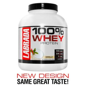Labrada 100% Whey Protein on Acacia World
