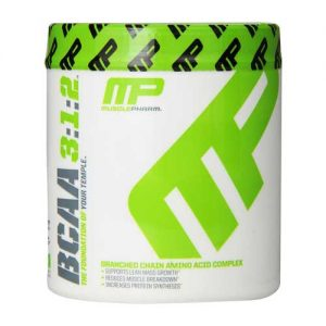 MusclePharm BCAA on Acacia World