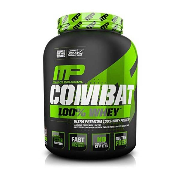 MusclePharm Combat 100% Whey Protein On Acacia World