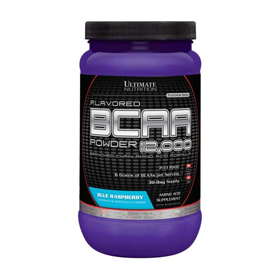 Ultimate Nutrition BCAA Powder 12000 on Acacia World