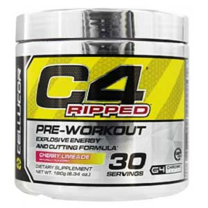 Cellucor® C4® Ripped Pre Workout