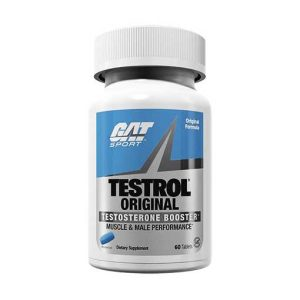 GAT Testrol Gold Original 60 Tablets