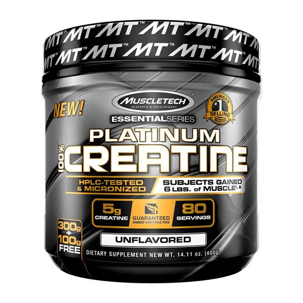 Muscletech Platinum 100% Creatine-0