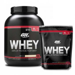 ON (Optimum Nutrition) Whey-0