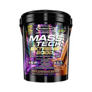 MuscleTech MassTech Extreme 2000 22 Lb