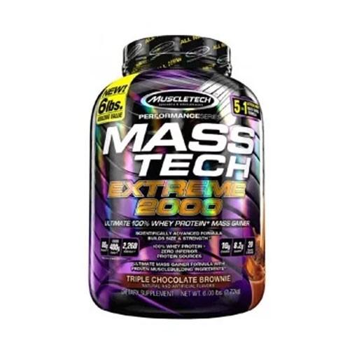 MuscleTech MassTech Extreme 2000 6 Lb