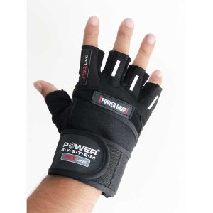 Power Grip Gym Gloves by Power System Europe