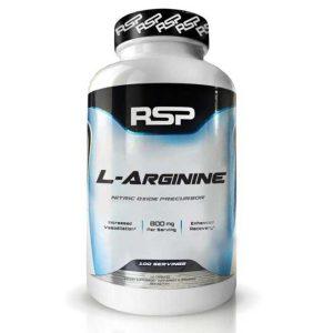 RSP Nutrition L Arginine 100 capsules