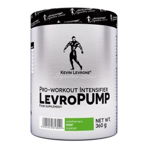 Levro Pump Pre Workout by Kevin Levrone