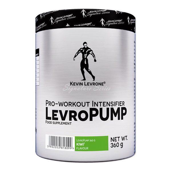 Levro Pump Pre Workout by Kevin Levrone