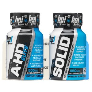 BPI Sports A-HD Elite/Solid Combo 250 MG