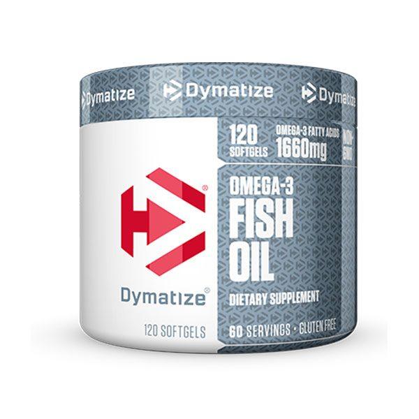Dymatize Omega 3 Fish Oil 120 Softgels
