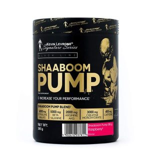 Shaboom Pump Pre Workout by Kevin Levrone 385 Grams