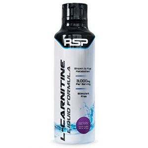 RSP Nutrition L Carnitine Liquid 473 ml