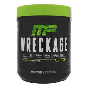 MusclePharm Wreckage Pre Workout-0