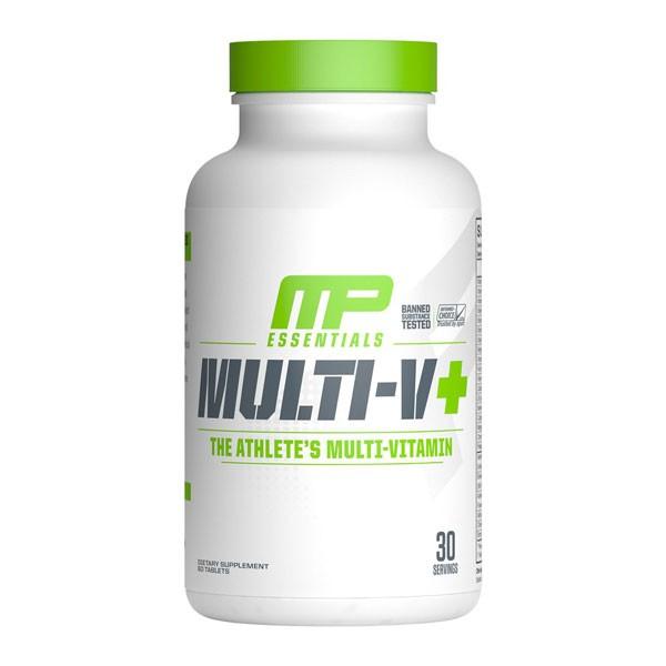 MusclePharm® Multi-V+ Multivitamin 60 Tabs