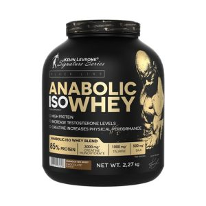 Anabolic ISO Whey by Kevin Levrone 5 LB