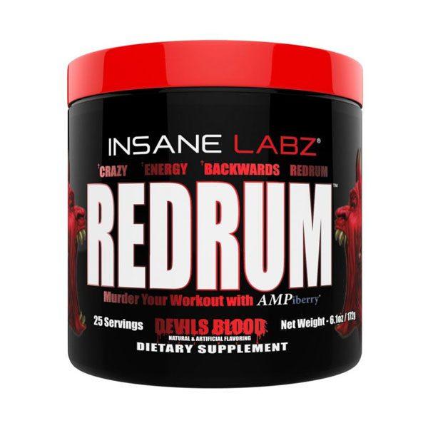 Insane Labz® Redrum 25 Servings-0
