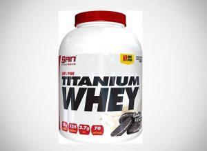 SAN Titanium Whey Essential