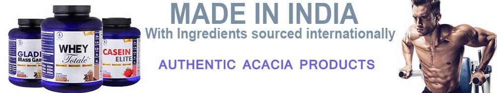 Acacia Products